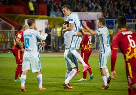 Арсенал 0:5 Зенит