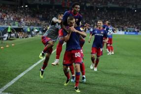 Lokomotiv 0:1 PFK CSKA