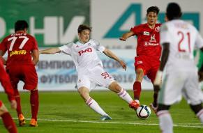 Рубин 3:1 Локомотив