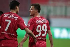 Рубин - Динамо 4:1