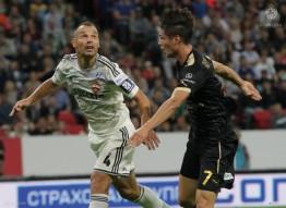 Рубин 2:1 ПФК ЦСКА