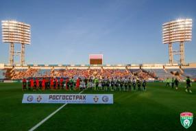 Тосно - ПФК ЦСКА 1:2