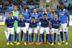 Динамо - ПСВ 1-0