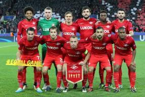 Спартак - Севилия 5-1