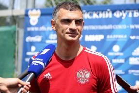 26/05/2018 - Тренировка сборной России