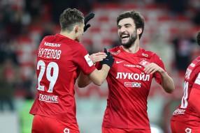 Спартак - Спартак Нч 5-2