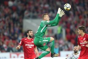 Спартак 1:0 Рубин