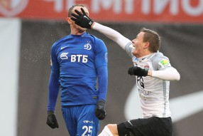 Динамо - Тосно 0-1