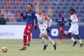 ПФК ЦСКА - Урал 1-0