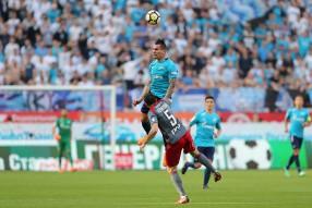 Локомотив - Зенит 1:0