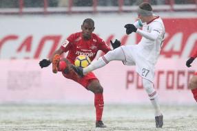 Локомотив - Спартак 0-0
