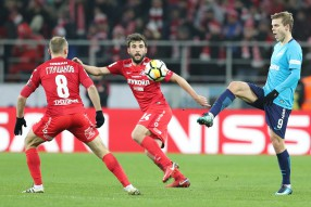 Спартак - Зенит 3-1