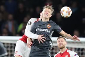 Арсенал 4:1 ПФК ЦСКА