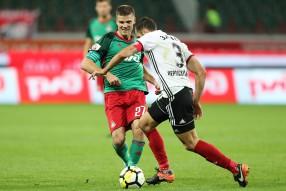 Локомотив 0:1 Амкар