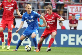 Спартак 0:1 Динамо