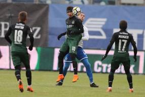 Динамо 0:0 Краснодар