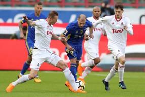 Локомотив 1:0 Ростов