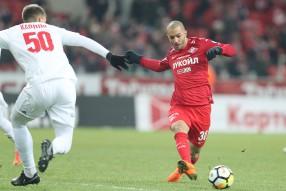 Спартак 1:0 СКА-Хабаровск