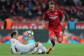 Спартак - СКА-Хабаровск 1-0