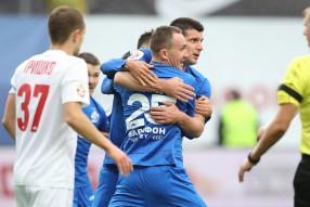 Динамо 2:0 СКА-Хабаровск
