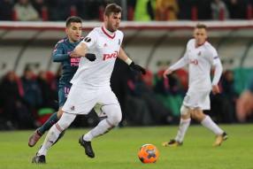 Локомотив - Атлетико 1-5