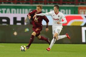 Lokomotiv 1:0 Rubin