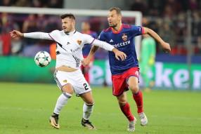 ПФК ЦСКА - Базель 0-2