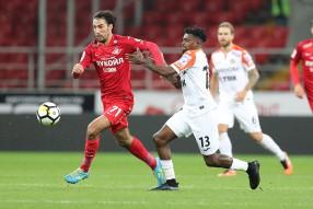 Spartak 2:0 Ural