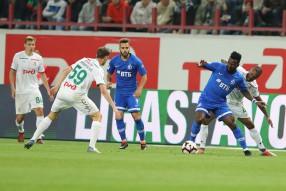 Lokomotiv 1:1 Dinamo