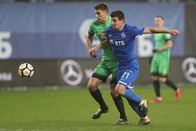 Динамо 2:0 Анжи