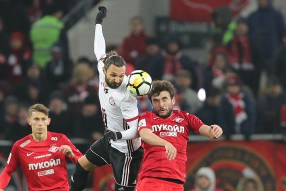 Спартак - Амкар 0-0