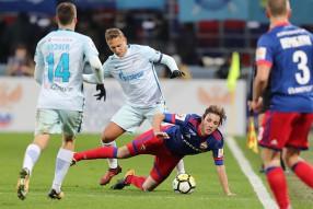 ЦСКА - Зенит 0-0