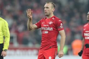 Спартак 3:0 ПФК ЦСКА