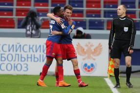 ПФК ЦСКА 2:1 Краснодар