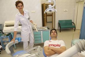"""Медосмотр ФК """"Спартак"""" Москва - 2-й день"""