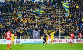 Ростов - Спартак 2:0