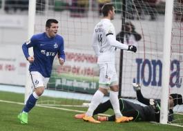 Уфа - Динамо 0:1
