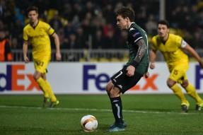 Лига Европы. Краснодар - Боруссия Д 1:0