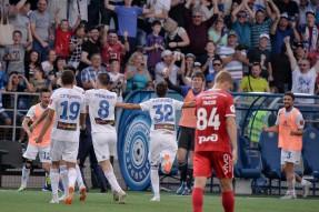 Оренбург 1:0 Локомотив