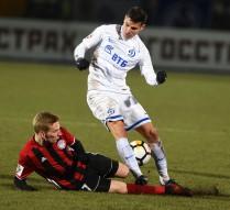 Амкар 2:1 Динамо