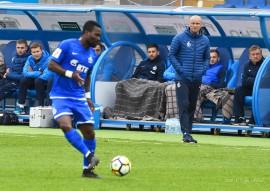 Тосно - Динамо 1:2