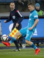 Зенит - Арсенал 1:0