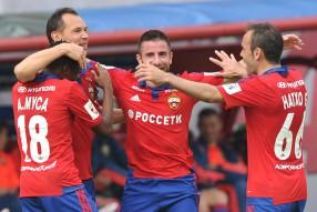 ПФК ЦСКА 7:1 Мордовия