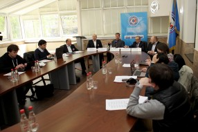 Пресс-конференция по итогам 28го тура