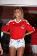Мисс Премьер-Лига в «Зебре»