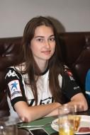 "Жеребьевка ""Мисс Премьер-Лига 2014"""