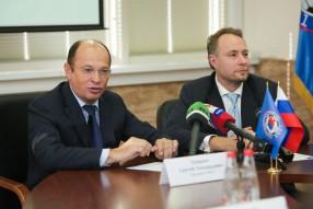 Подписания соглашения между РФПЛ и НТВ-ПЛЮС