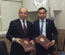 РФПЛ и ПФЛ Казахстана подписали меморандум о сотру ...