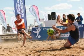 РФПЛ на ВКфесте: Пляжный футбол