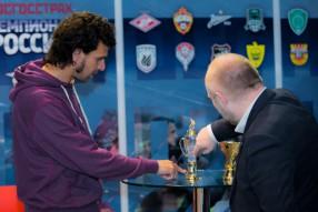 Заключительный день выставки «Футбол Маркет»